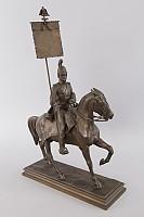 Бронзовая статуэтка конец XIX века, Германия