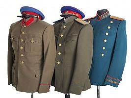 Гардероб служащего НКВД 1930-1945 гг.