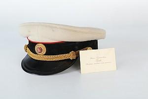 Летняя офицерская фуражка АБТВ