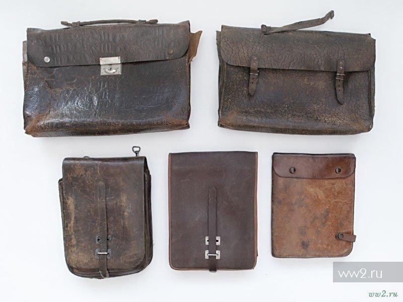 Армейская сумка-планшет