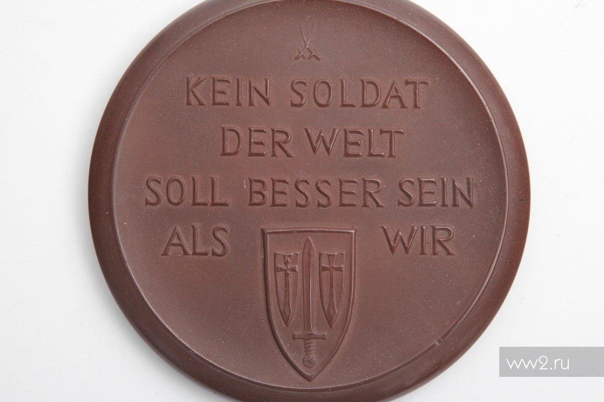 Медаль керамическая mfc cos